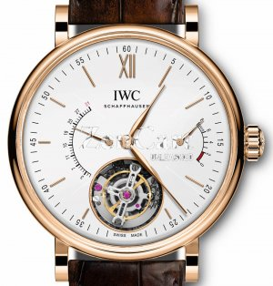 IWC Portofino Hand-Wound Tourbillon Retrograde IW516501 Replica
