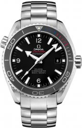 Omega Seamaster Planet Ocean Olympic Sochi 2014 Men's