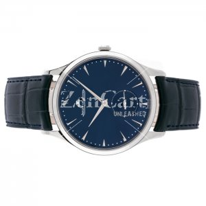 Jaeger LeCoultre Master Grande Automatic Mens Leather Watch Replica