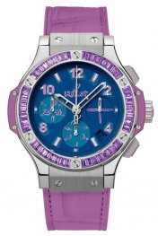 Hublot Big Bang Pop Art Steel Purple