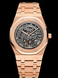 Audemars Piguet Royal Oak OPENWORKED EXTRA-THIN 15204OR.OO.1240OR.01 Replica Watch