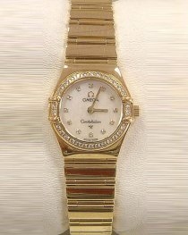 Omega My Choice - Ladies Mini 1164.75.00 Watch