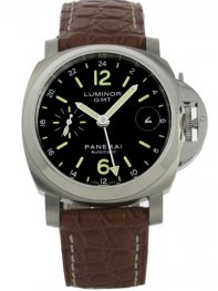 Panerai Luminor GMT 40mm Mens watch PAM00244
