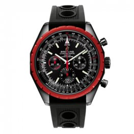 Breitling Chrono-Matic 49 Limited Edition Blacksteel Wat