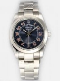 Rolex Oyster Perpetual Air King Blue Dial With A