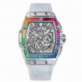 Hublot Spirit of Big Bang Sapphire Rainbow 641.JX.0120.RT.4099 42mm Replica