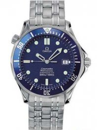 Omega Seamaster 2531.80.00 James Bond 007 Blue Automatic