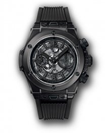Hublot Big Bang Unico All Black Sapphire 411.JB.4901.RT Watch Replica