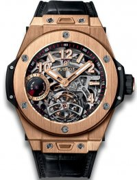 Hublot Big Bang Tourbillon Power Reserve 5 Days King Gol