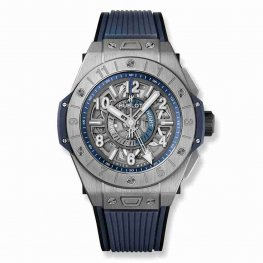Hublot Big Bang Unico GMT Titanium 471.NX.7112.RX 45mm Replica