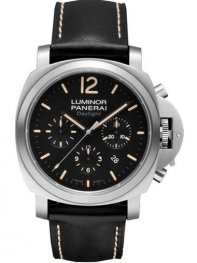Panerai Luminor Chrono Daylight 44mm Mens watch PAM00356