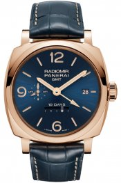 panerai Radiomir 1940 10 Days GMT Automatic Oro Rosso PAM00659