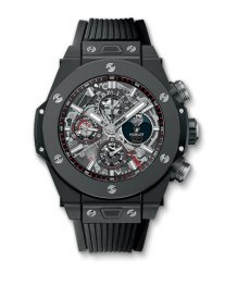 Hublot Big Bang Unico Perpetual Calendar Black Magic 406.CI.0170.RX Watch Replica