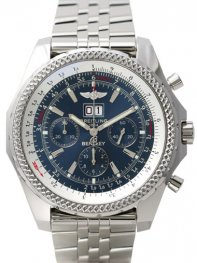 Breitling Bentley 6.75 Speed Watch a4436412/c786-ss