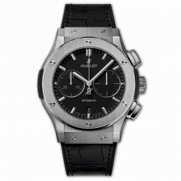 Hublot Chronograph Titanium Classic Fusion 521.NX.1171.LR Watches Replica
