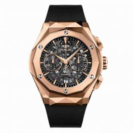 Hublot Classic Fusion Aerofusion Chronograph Orlinski King Gold 525.OX.0180.RX.ORL18 45mm Replica
