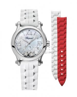 Chopard Happy Sport 30 MM Christmas Limited Edition 278590-3005 Replica Watch