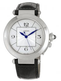 Cartier Pasha Mens Watch W3018751