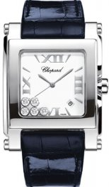 Chopard Happy Sport Square Quartz XL Ladies Watch