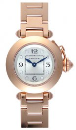 Cartier Pasha Ladies Watch WJ124016