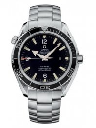 Omega Seamaster Planet Ocean Chronometer Gents Watch 220