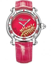 Chopard Happy Sport Star Festival de Cannes 288455-3001 Replica Watch