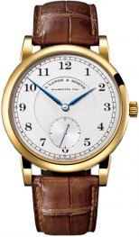 A. Lange & Sohne 1815 Manual Wind 40mm Mens Watch