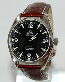 Omega Railmaster 2802.52.37 Watch