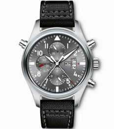 IWC Pilot's Double Chronograph Edition