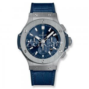 Hublot Big Bang Steel Blue 44mm 301.SX.7170.LR Replica