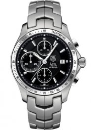 Tag Heuer Tiger Woods Link watch CJF2110.BA0594