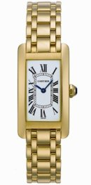Cartier Tank Americaine Ladies Watch W26015K2