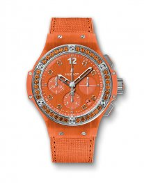 Hublot Big Bang Orange Linen 341.XO.2770.NR.1206 Watch Replica