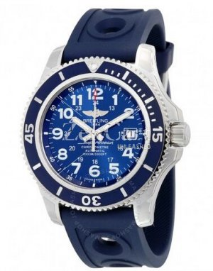 Breitling Superocean II 44 Automatic A17392D8/C910/228S/A20SS.1 Mens Replica Watch