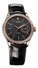 Rolex Cellini Date Everose Gold 50515 bkbk