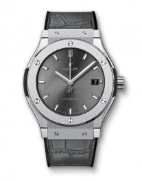 Hublot Classic Fusion Racing Grey Titanium 511.NX.7071.LR Watch Replica