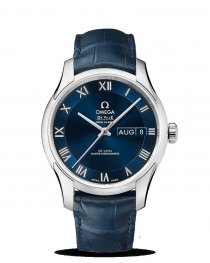 Omega De Ville Hour Vision Co-Axial Master Chronometer Annual Calendar 41mm 433.13.41.22.03.001 Replica Watch