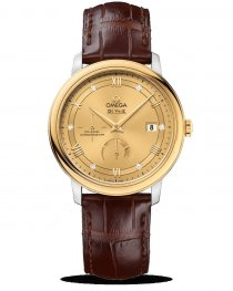 Omega De Ville Prestige Co-Axial Power Reserve 39.5mm 424.23.40.21.58.001 Replica Watch