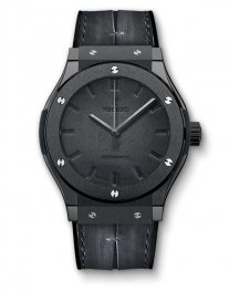 Hublot Classic Fusion Berluti All Black 511.CM.0500.VR.BER16 Watch Replica