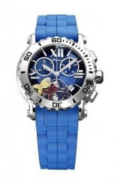 Chopard Chopard Happy Sport Chronograph Fish Ladies Watch