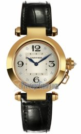 Cartier Pasha Ladies Watch WJ11913G