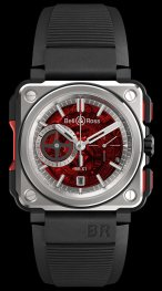 Replica Bell & Ross BR-X1 RED BOUTIQUE EDITION Watch