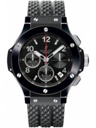Hublot Big Bang Ceramic Black Magic 41mm Watch 341.cx.13