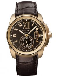 Cartier Calibre de Cartier watch W7100007