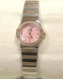 Omega My Choice - Ladies Mini 1368.73.00 Watch