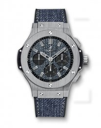 Hublot Big Bang Jeans Steel 301.SX.2770.NR.JEANS16 Watch Replica