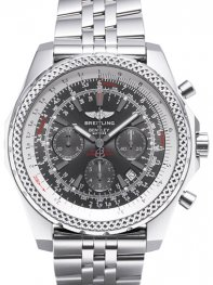 Breitling Bentley 6.75 Speed Watch a4436412/f544-ss