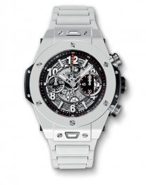 Hublot Big Bang Unico White Ceramic Bracelet 411.HX.1170.HX Watch Replica