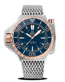 Omega Seamaster Ploprof 1200 M Co-Axial Master Chronometer 55 x 48mm 227.60.55.21.03.001 Replica Watch