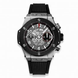Hublot Big Bang Unico Titanium Ceramic 441.NM.1170.RX 42mm Replica